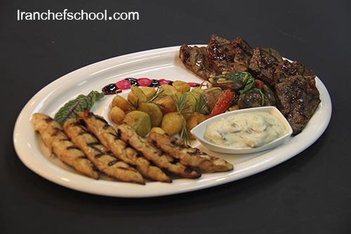 ثبت نام در دوره های آموزشی مدرسه آشپزی ایران