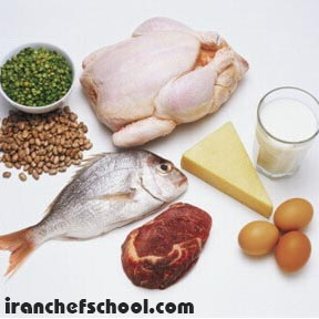 با ذخایر پروتئین آشنا شوید