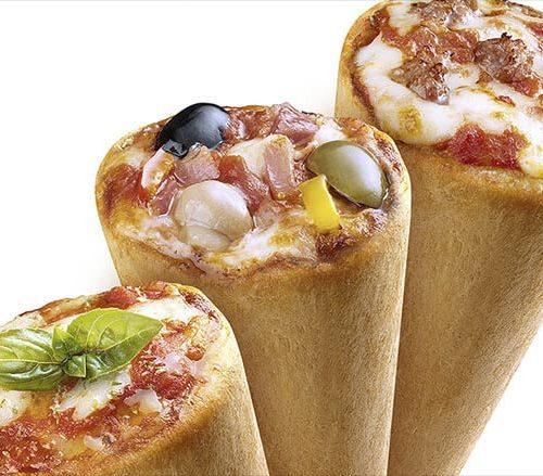 طرز تهیه پیتزای قیفی | مدرسه آشپزی ایران